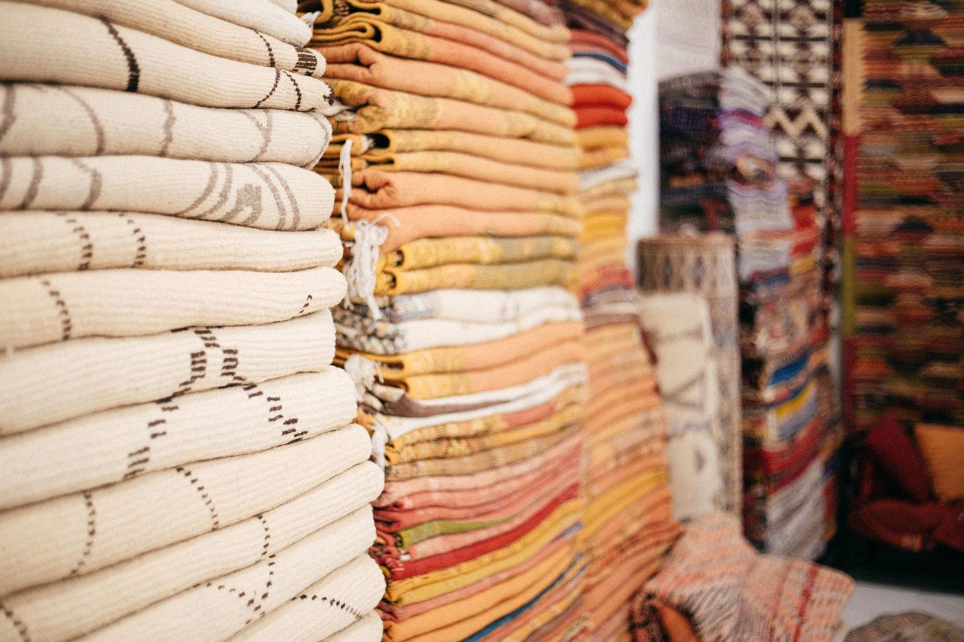 Импорт текстильных изделий в марте 2021 года вырос на 23,5%