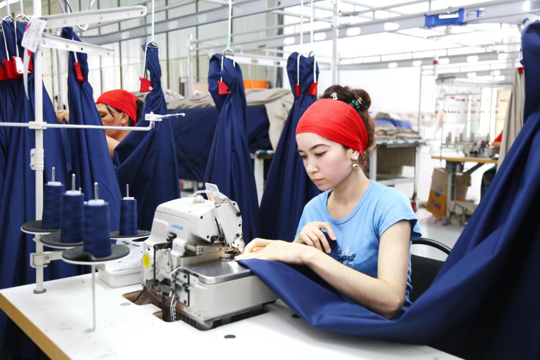 В Казахстане в 2020 году сократилось производство товаров легкой промышленности