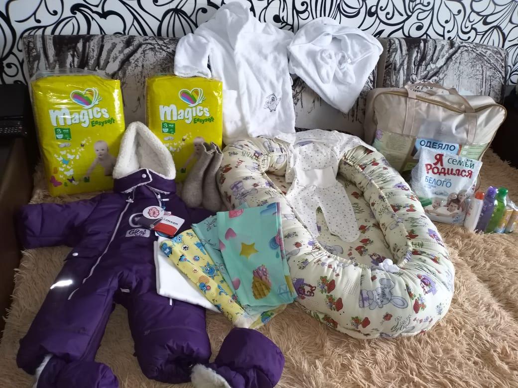 В Татарстане молодым матерям подарят комплекты для новорожденных