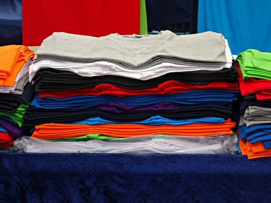 В Рязанской области выявили факт реализации контрафактной одежды