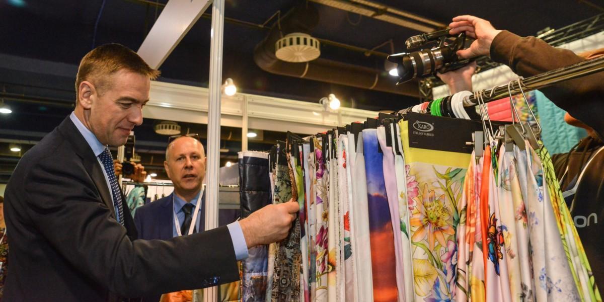 СОЮЗЛЕГПРОМ анонсировал проведение международной выставки Fashion Oursource Week
