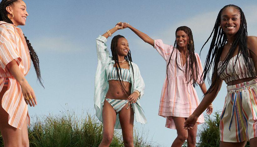 H&M и эфиопский бренд Lemlem представили совместную коллекцию