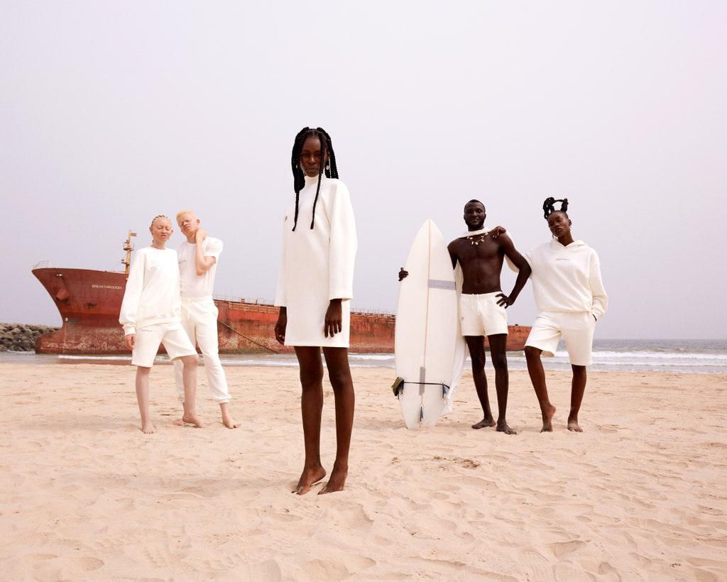 Pangaia представил капсульную коллекцию одежды из переработанного воздуха