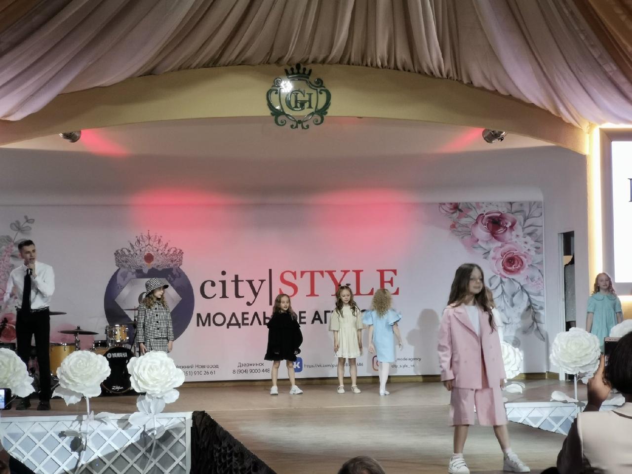 В Нижнем Новгороде завершился детский показ мод «Модное обострение 2021»