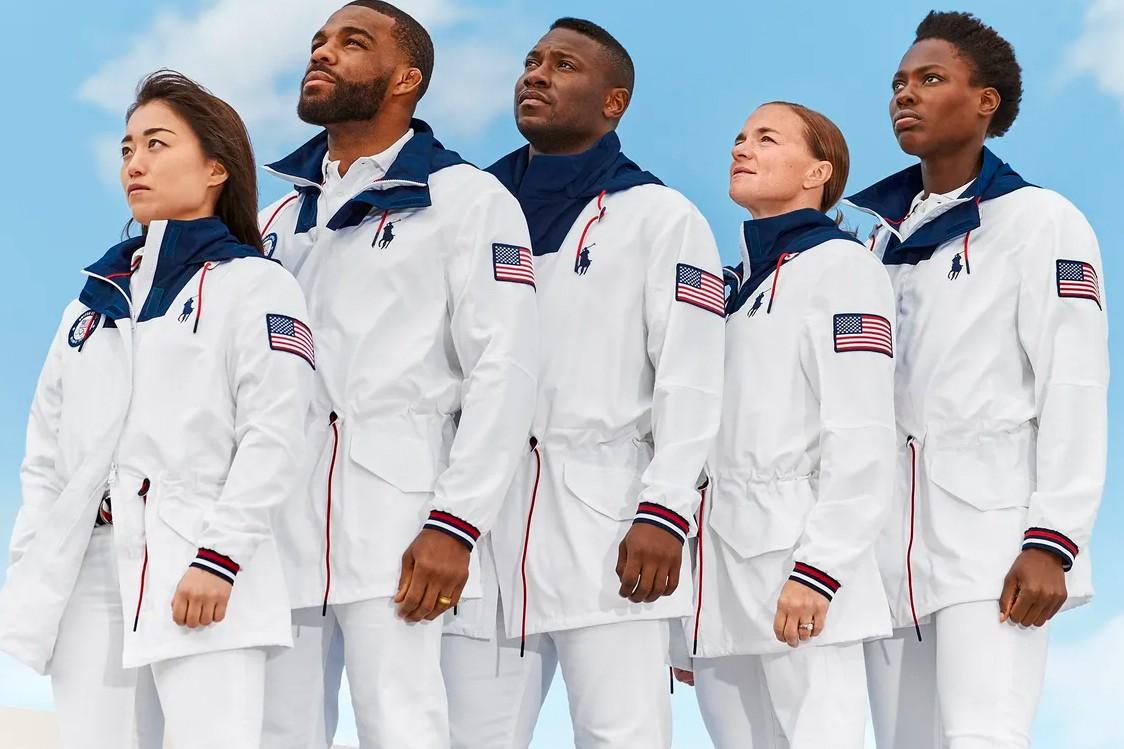 Ralph Lauren представил форму для сборной США
