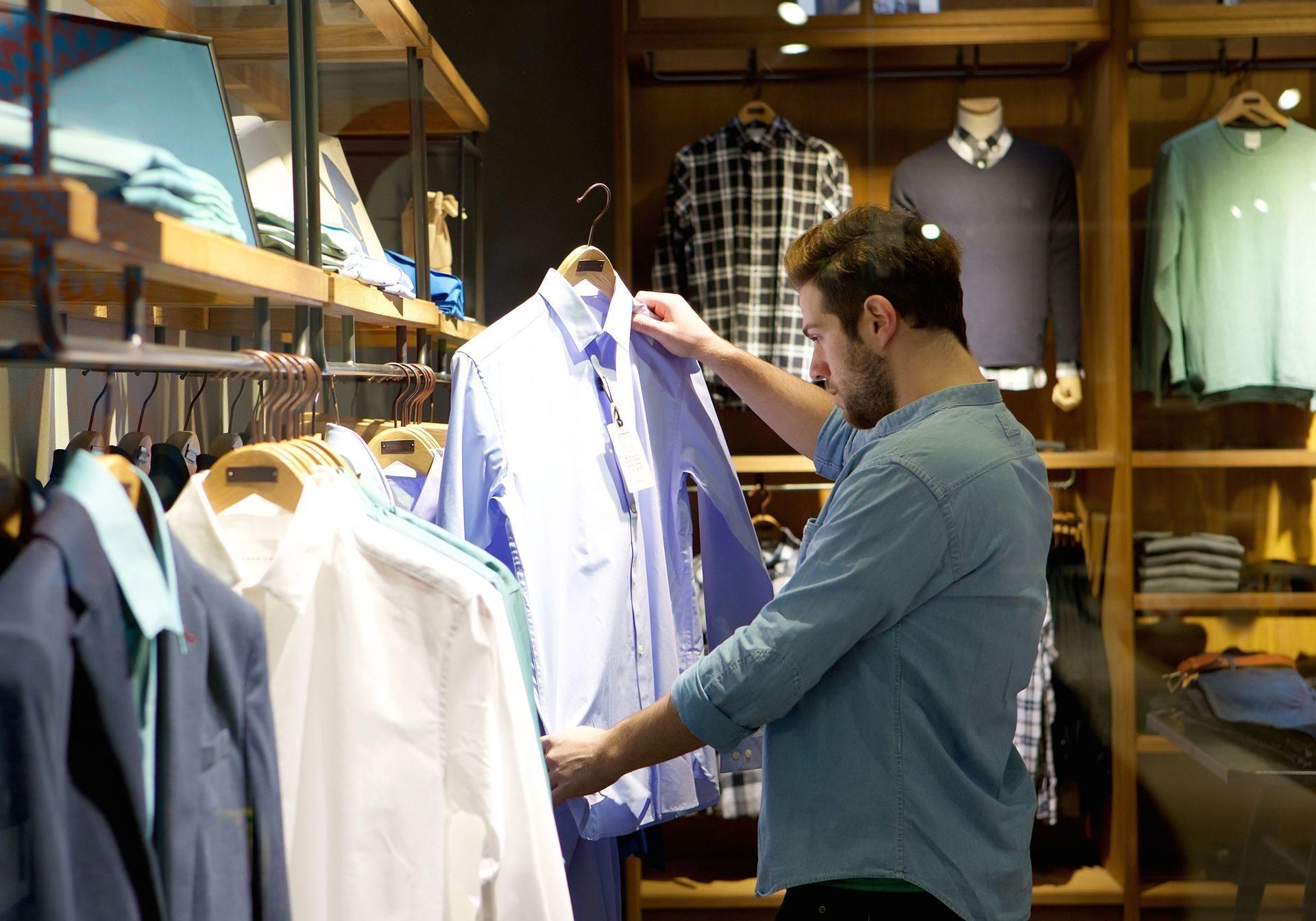 В России отмечается рост цен на одежду и обувь