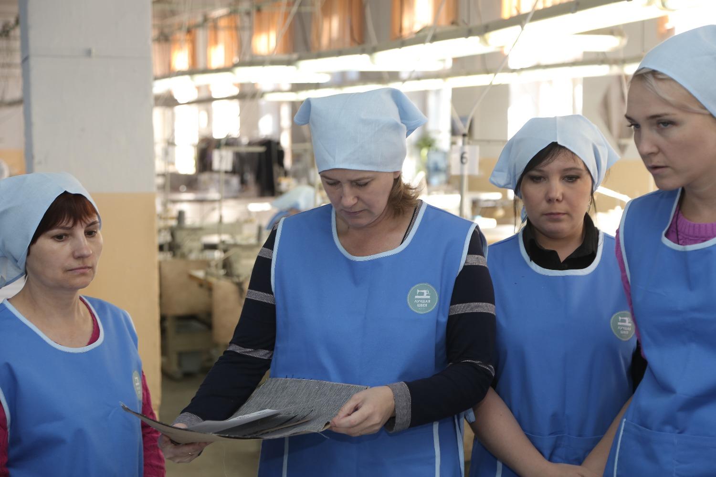 В Череповце прошел профессиональный конкурс среди работников легпрома