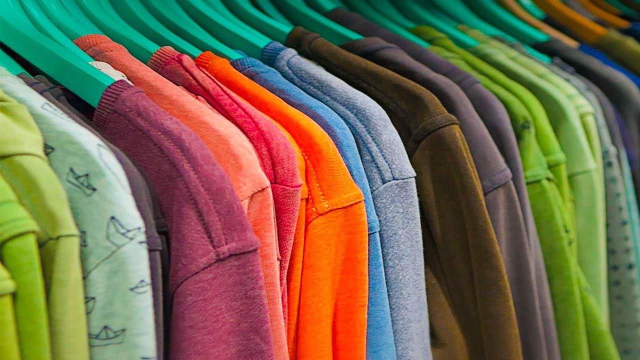 Объем экспорта одежды из Китая в Россию за 20 лет вырос более чем в шесть раз
