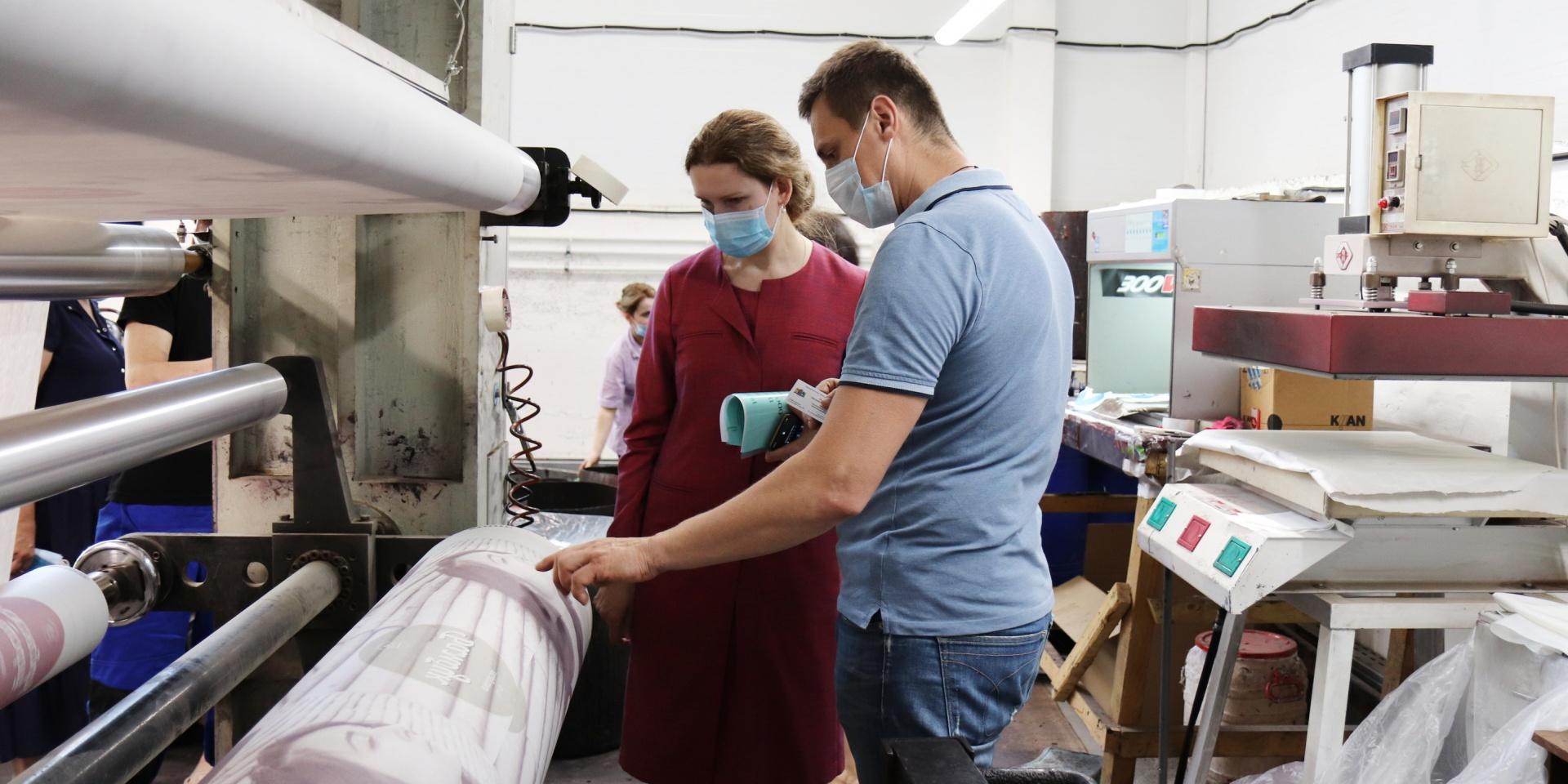 «Фотопринт-Иваново» запустит производство инновационного мембранного материала