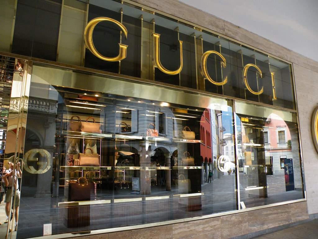 Gucci третий раз подряд становится самым ценным итальянским брендом