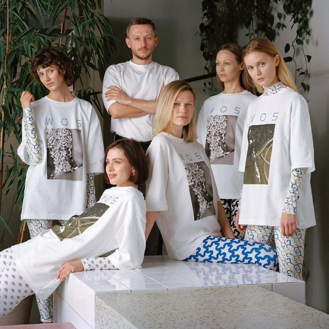 Андрей Артемов и компания «Сибур» выпустят благотворительную коллекцию из переработанного пластика