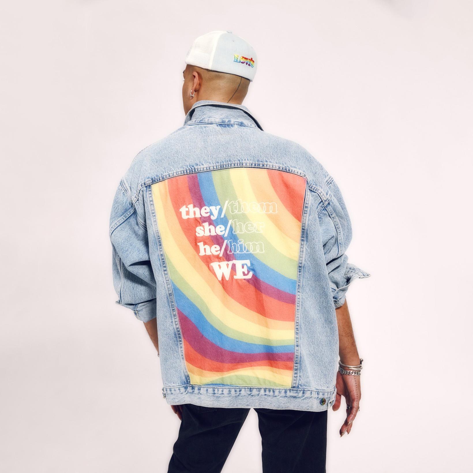 Levi's представил новую благотворительную коллекцию одежды