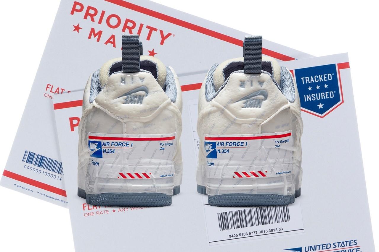 Nike выпустит кроссовки совместно с Почтовой службой США