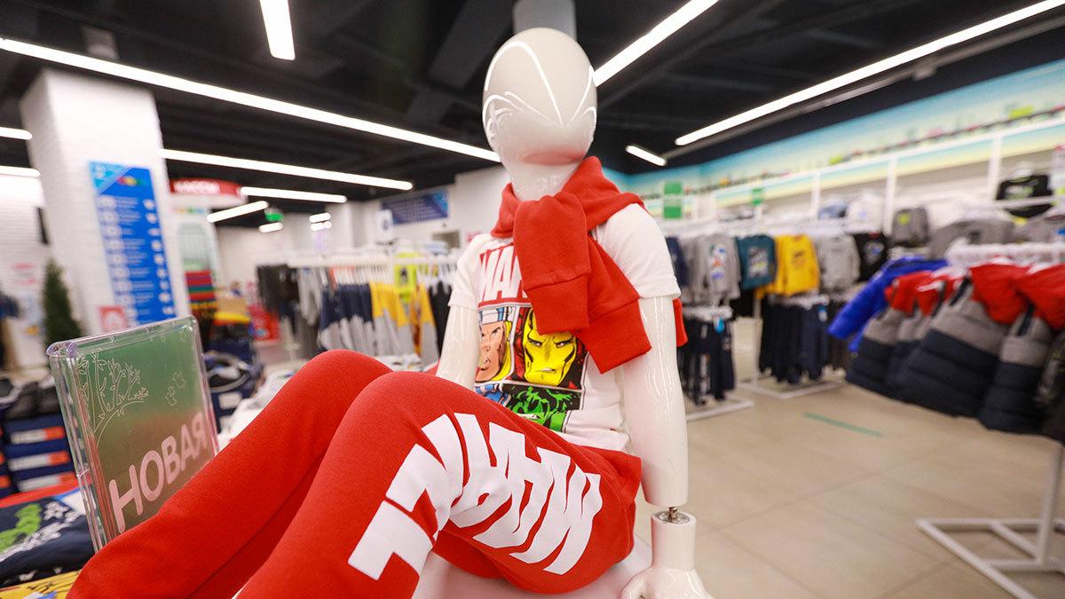 Российские производители одежды намерены нарастить объемы выпускаемой продукции