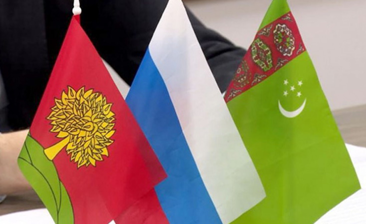Липецкая область и Туркмения намерены расширить сотрудничество в текстильной отрасли