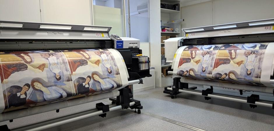 В Московской области запустят новое предприятие цифровой печати на натуральных тканях