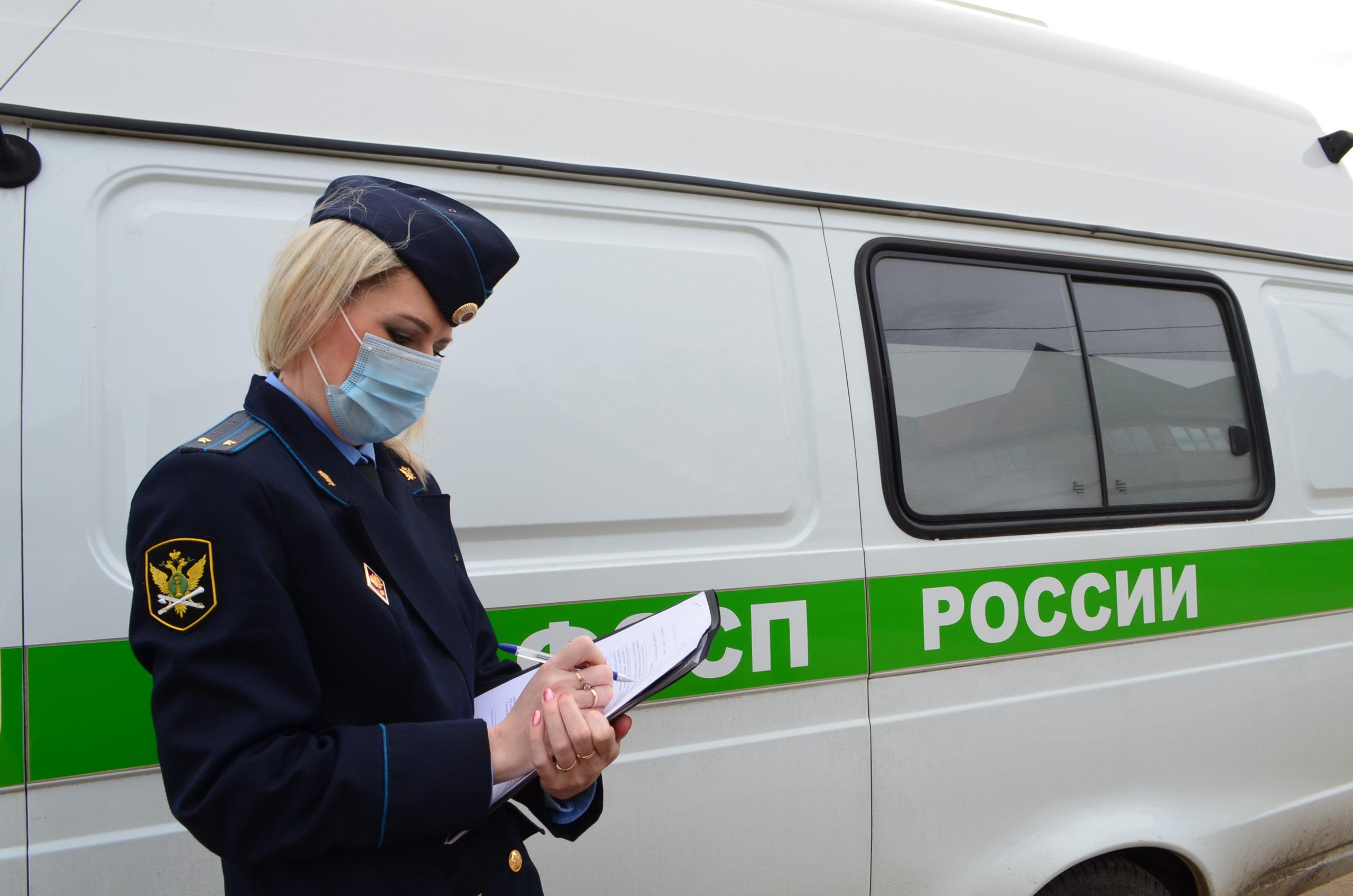 Судебные приставы взыскали с «Фабрики текстиля» долг в размере одного миллиона рублей