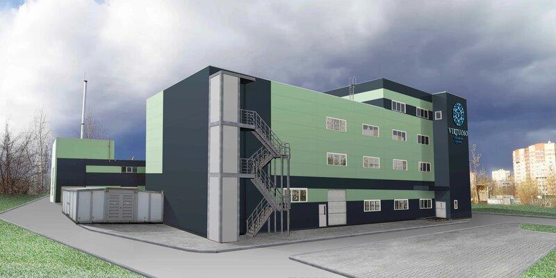 В Ивантеевке началось строительство нового швейного производства