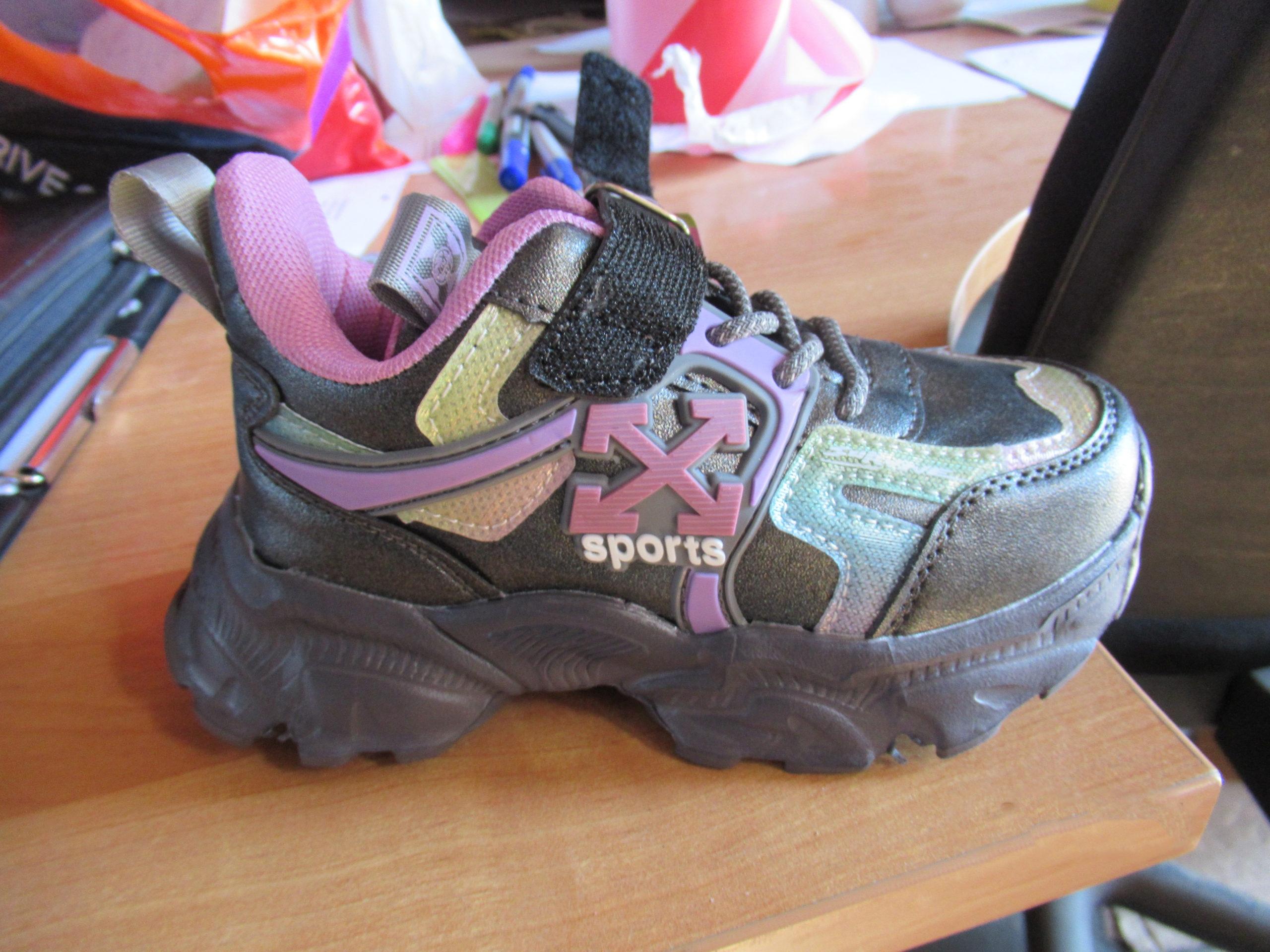 В Самарской области сотрудники таможни пресекли ввоз контрафактной обуви