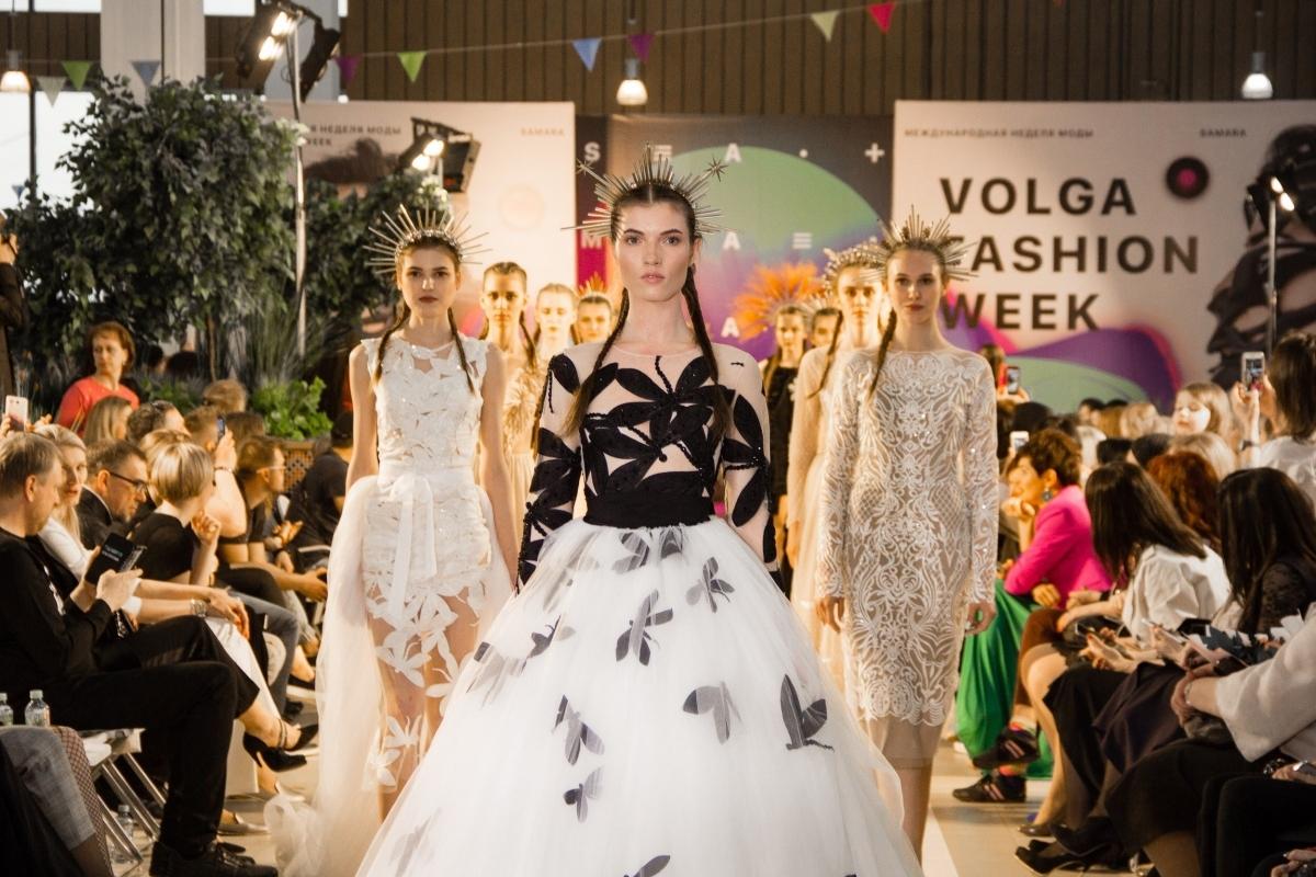 В Казани прошла Международная неделя моды Volga Fashion Week