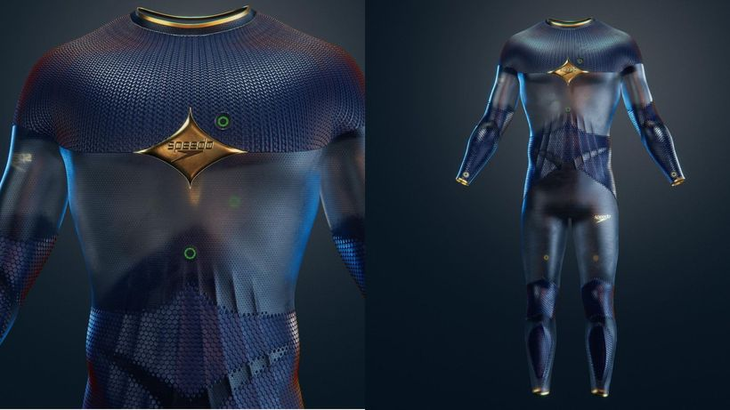 Speedo представил модель купальника с искусственным интеллектом