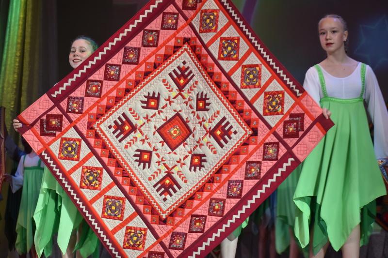В Ивановской области стартовал всероссийский фестиваль «Лоскутная мозаика»