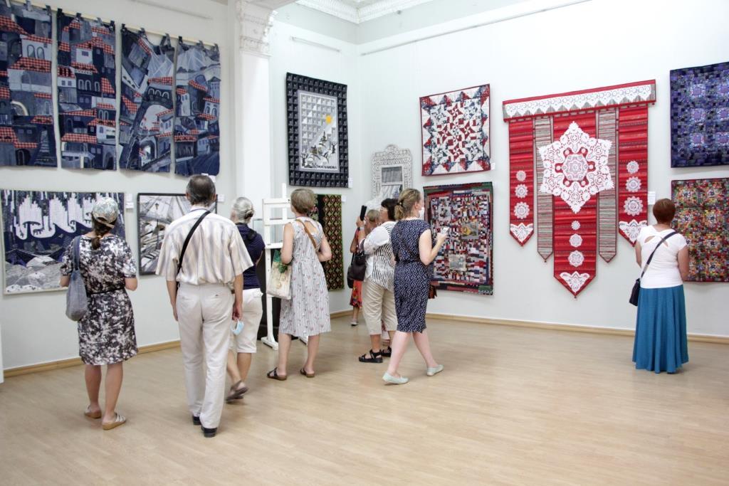 В Ивановской области провели торжественное закрытие фестиваля «Лоскутная мозаика России»