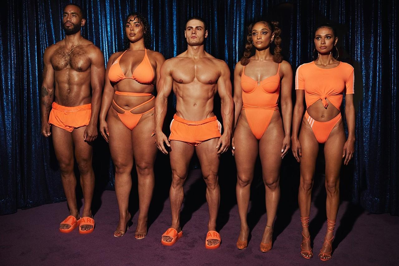 Adidas и Бейонсе выпустили совместную коллекцию купальников
