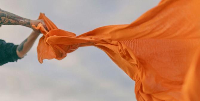 Adidas инвестировал в проект по переработке текстиля
