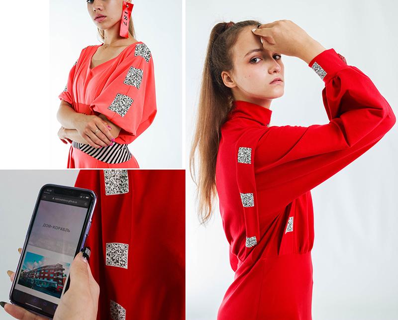 Студенты ИвГПУ представили современную коллекцию одежды из трикотажа к 150-летию города Иваново