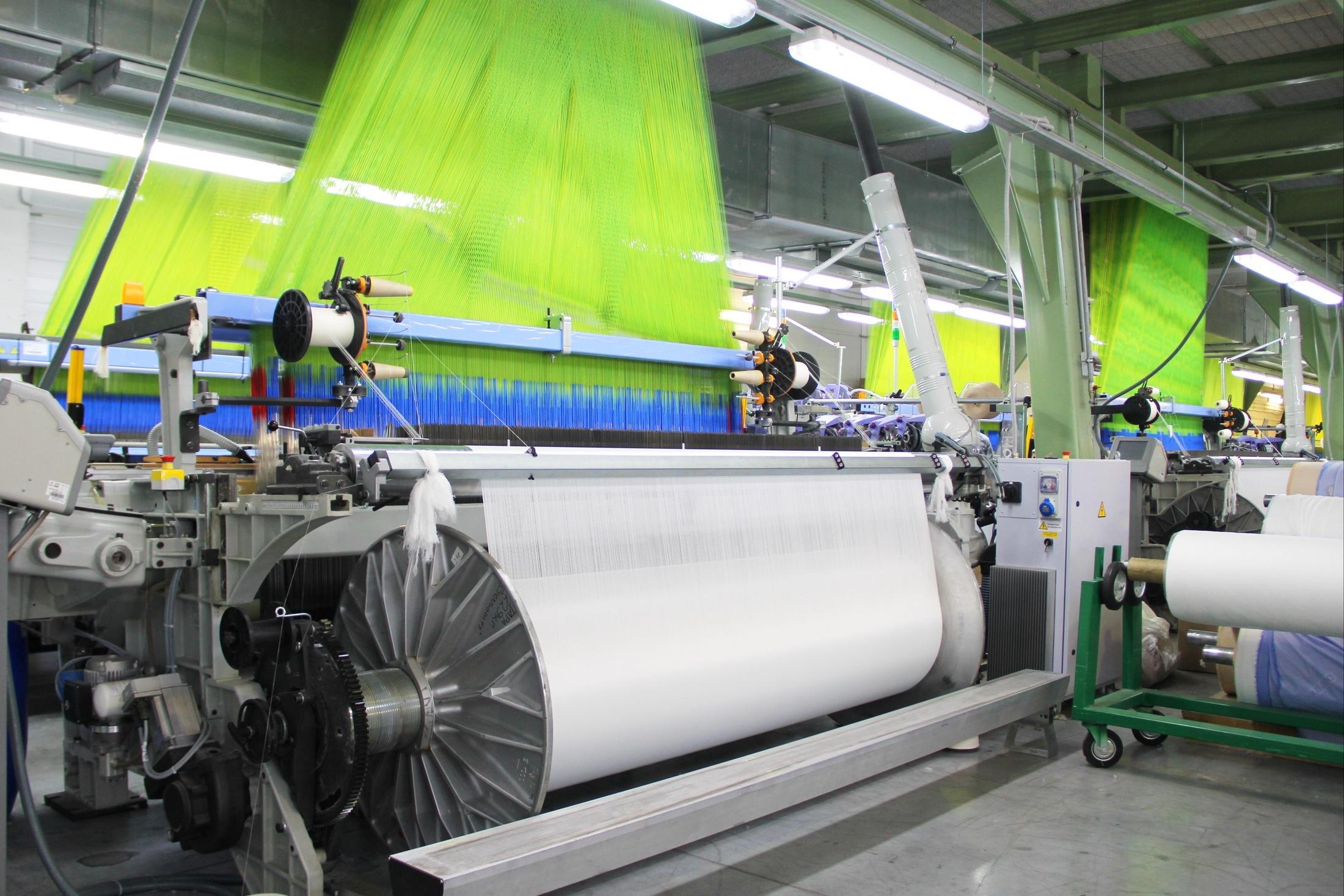 Ивановские производители нарастили выпуск тканей и текстиля