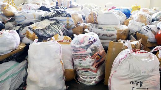 В Белоруссии пресекли ввоз большой партии незадекларированной одежды