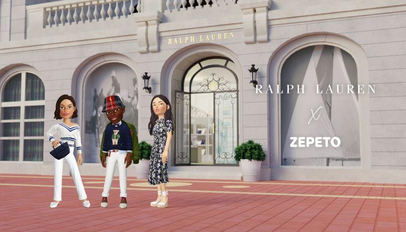 Ralph Lauren представил цифровую коллекцию одежды