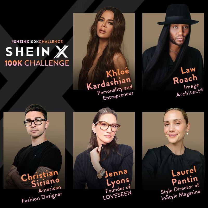 Shein запускает реалити-шоу с участием начинающих дизайнеров