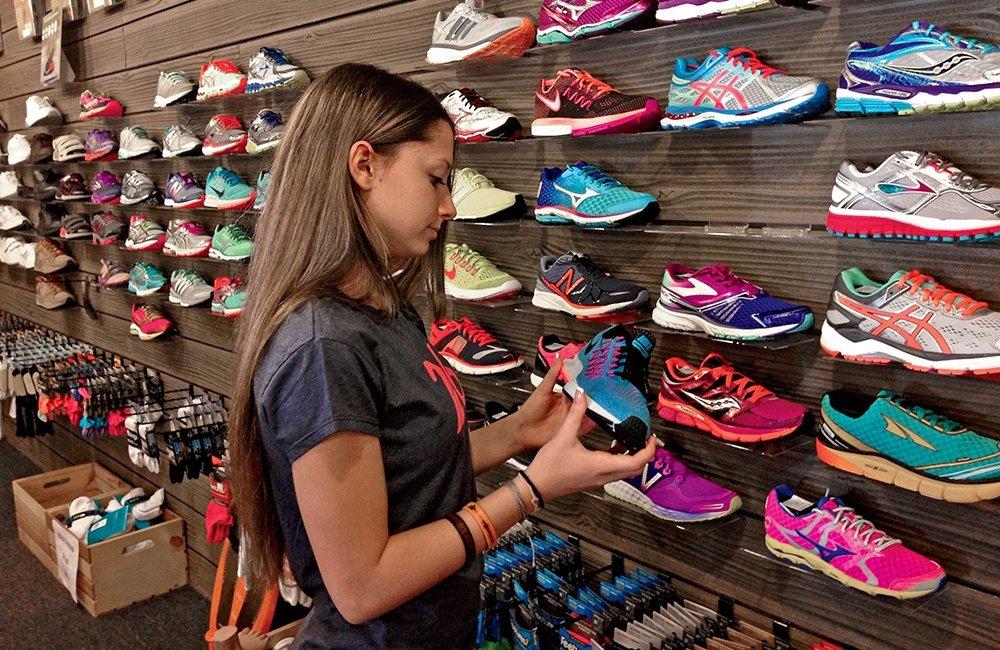 Средний чек на покупку обуви вырос практически втрое