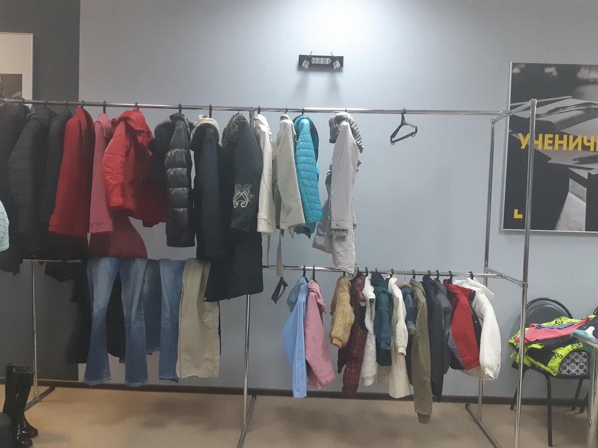 Благотворительная раздача одежды пройдет 18 сентября во Владивостоке