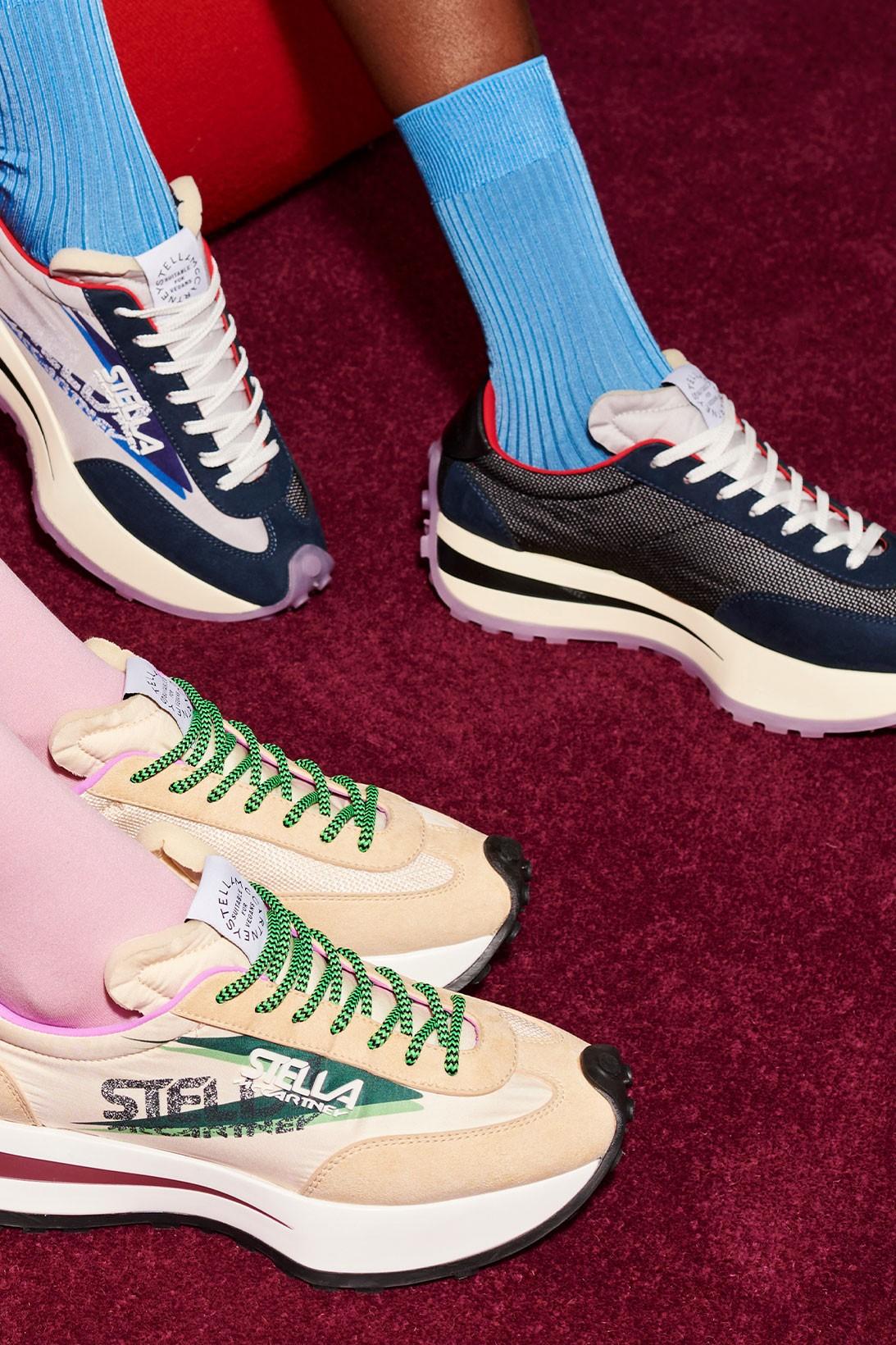 Новые кроссовки из экологичных материалов Стеллы Маккарти уже в продаже
