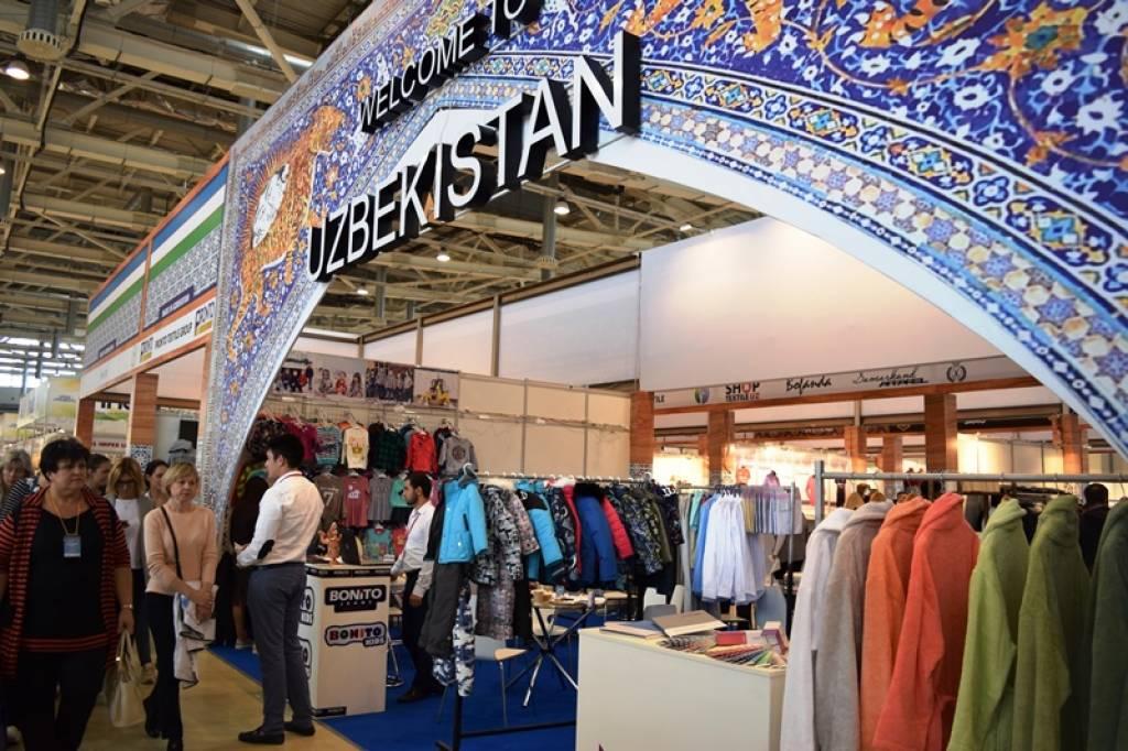 В Липецке проходит выставка узбекского текстиля. Спешите принять участие!