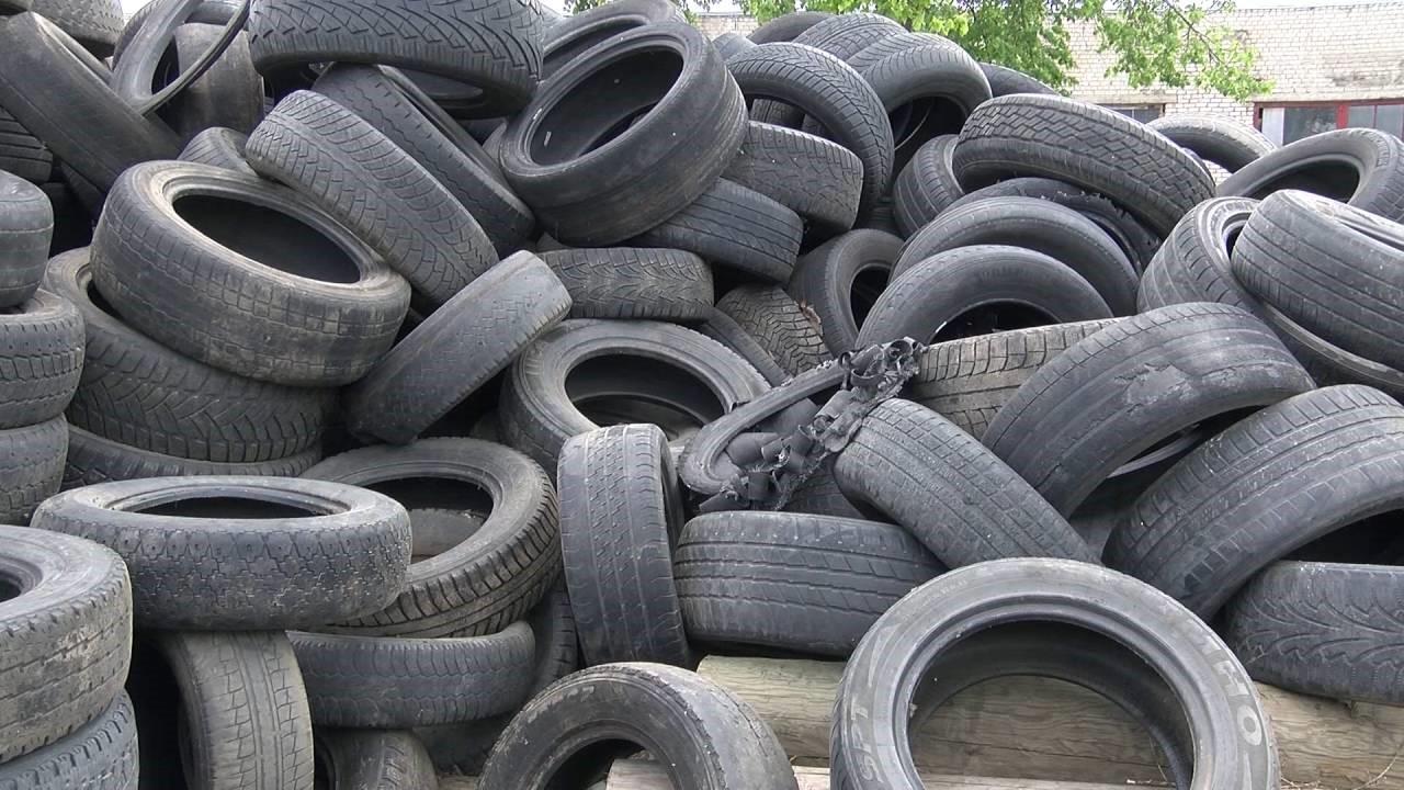 Старые автошины из Уссурийска послужат материалом для детских площадок