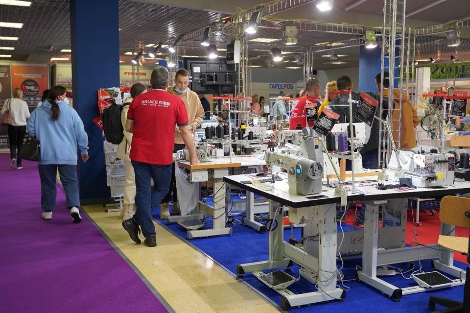 Подведены итоги 56-ой федеральной ярмарки Textilexpo