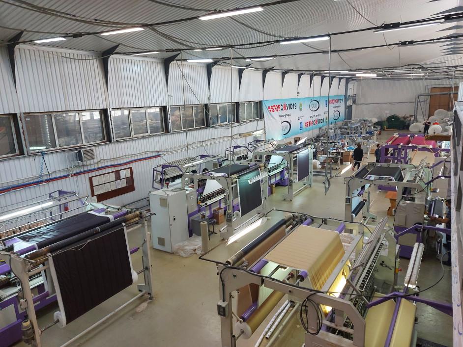 В национальный проект «Производительность труда» войдут текстильные предприятия из Калужской области