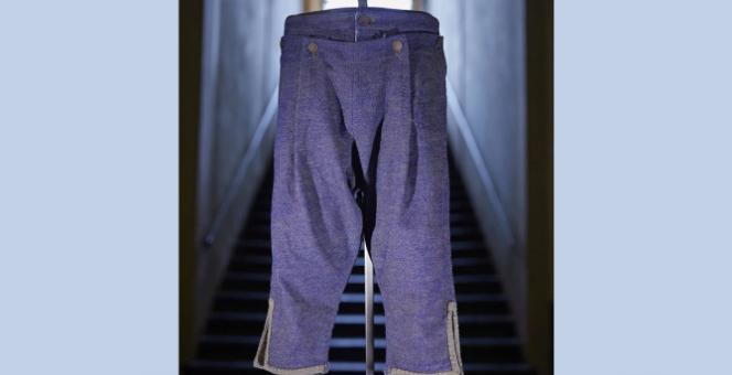 Diesel воссоздал старейшую джинсовую ткань