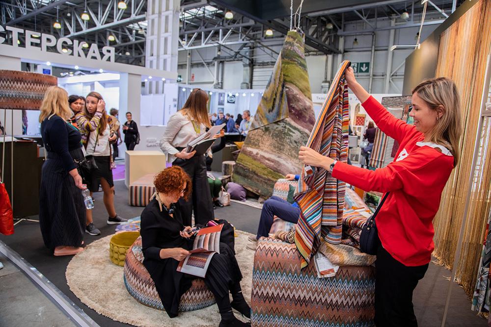 Ивановские компании до конца года представят свою продукцию на 13 международных выставках