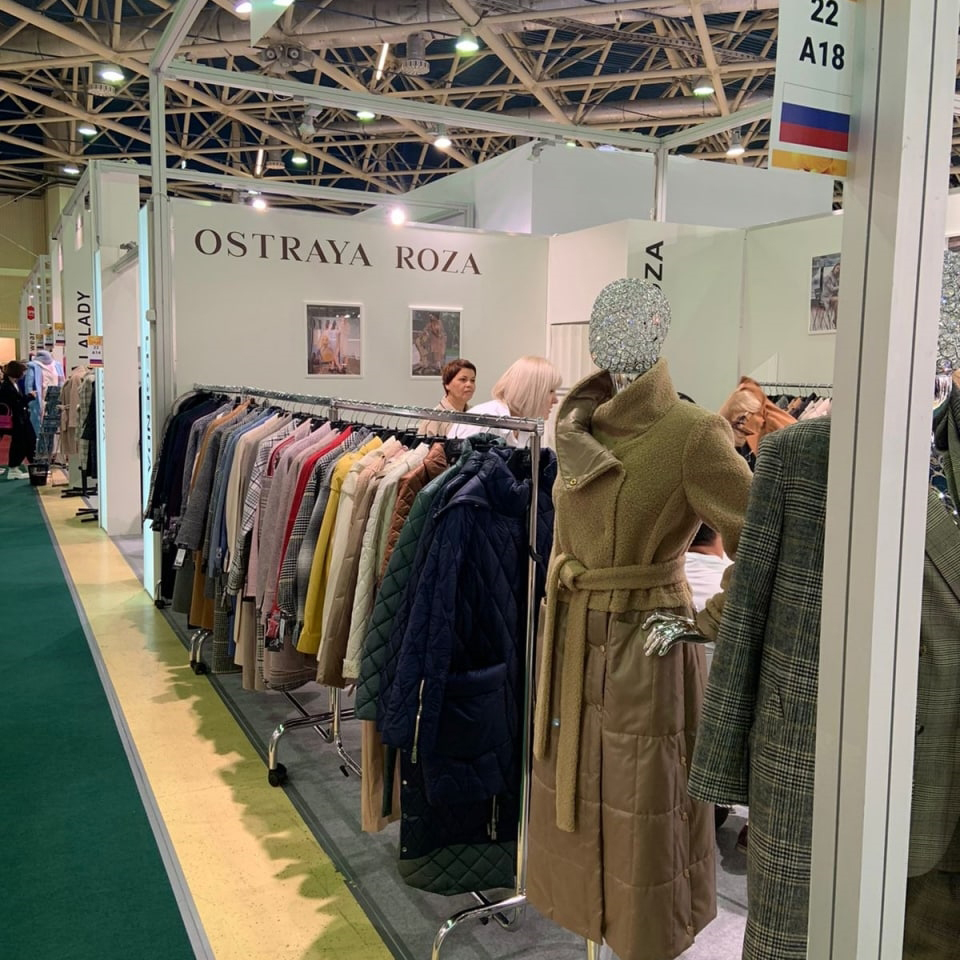 Чебоксарская швейная фабрика представила свою продукцию на международной выставке в Москве