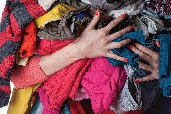 JusModo проводит сбор б/у одежды в Иваново. Студия готовится возвести арт-объект!