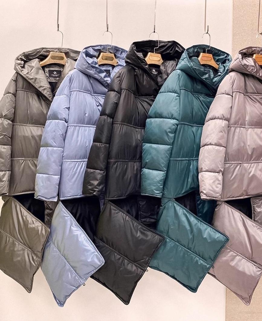 Спрос на осенне-зимнюю одежду вырос в три раза!