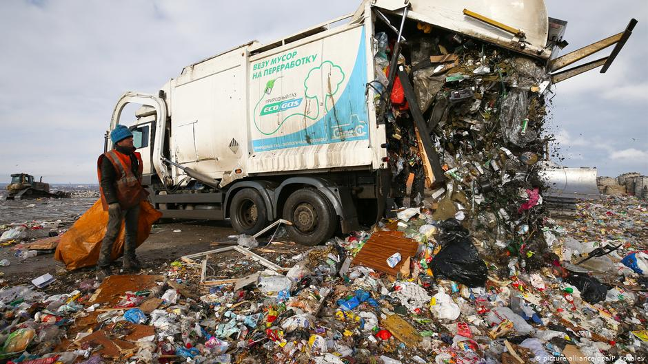 Экологи России уверены – из полигонных отходов можно получить полезные материалы